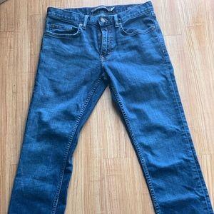 Banana Republic jeans men's skinny